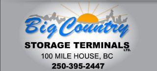 Big Country Storage Terminals Ltd.